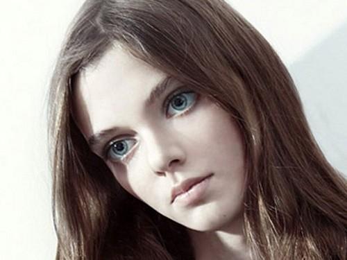 Девушка с большими глазами фото 385-869