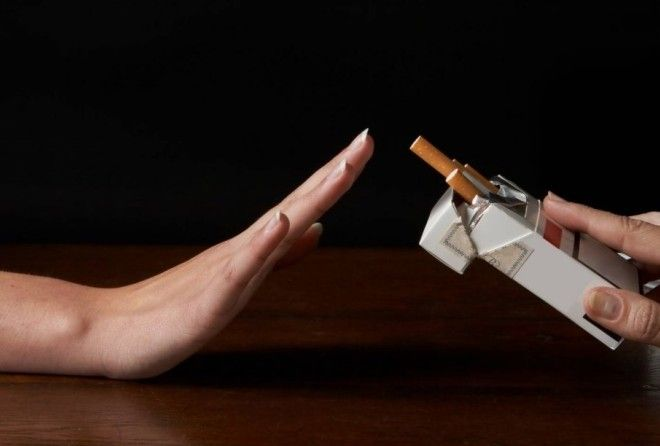 Какие продукты лучше употреблять когда бросил курить