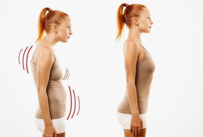 Живи йога здоровый позвоночник