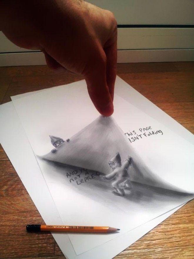 Мои рисунки карандашом на бумаге