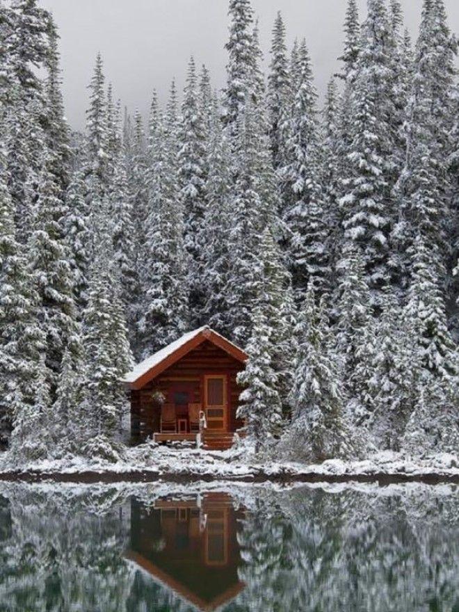 Интерьеры уютных домиков