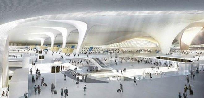 Самый большой в мире аэропорт