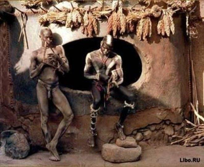 Секс девушки африка племя почему
