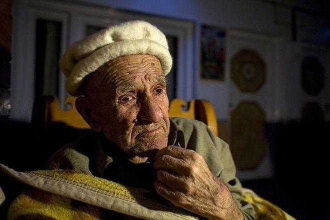 120 лет нормальная продолжительность жизни в этом племени