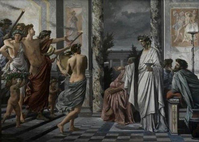 Александр македонский сексуальная ориентация