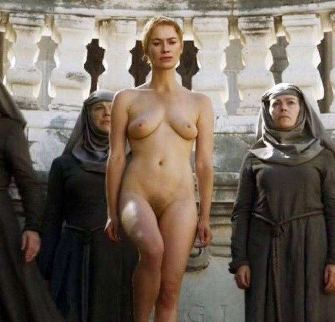Какие актрисы играли голые