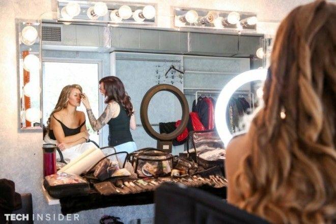 Рабочие дни порно актрис