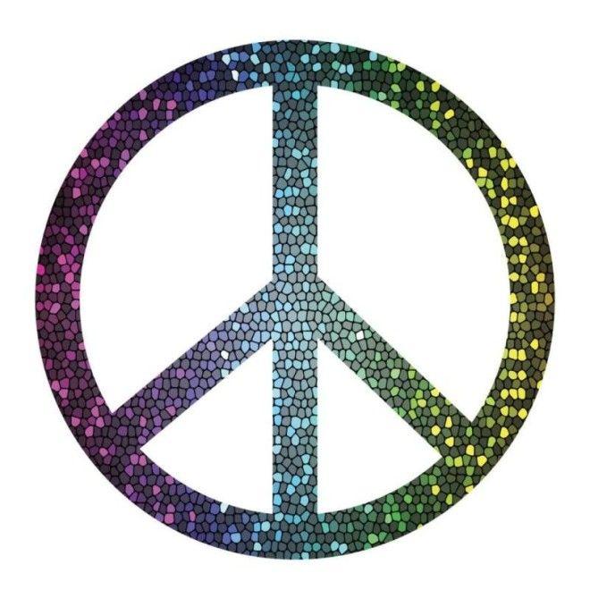 Связать знак мира