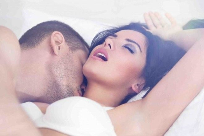 Звуки странные во время секса