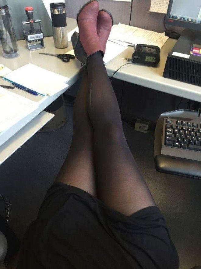 красивые девушки ноги в офисе надеешься,на