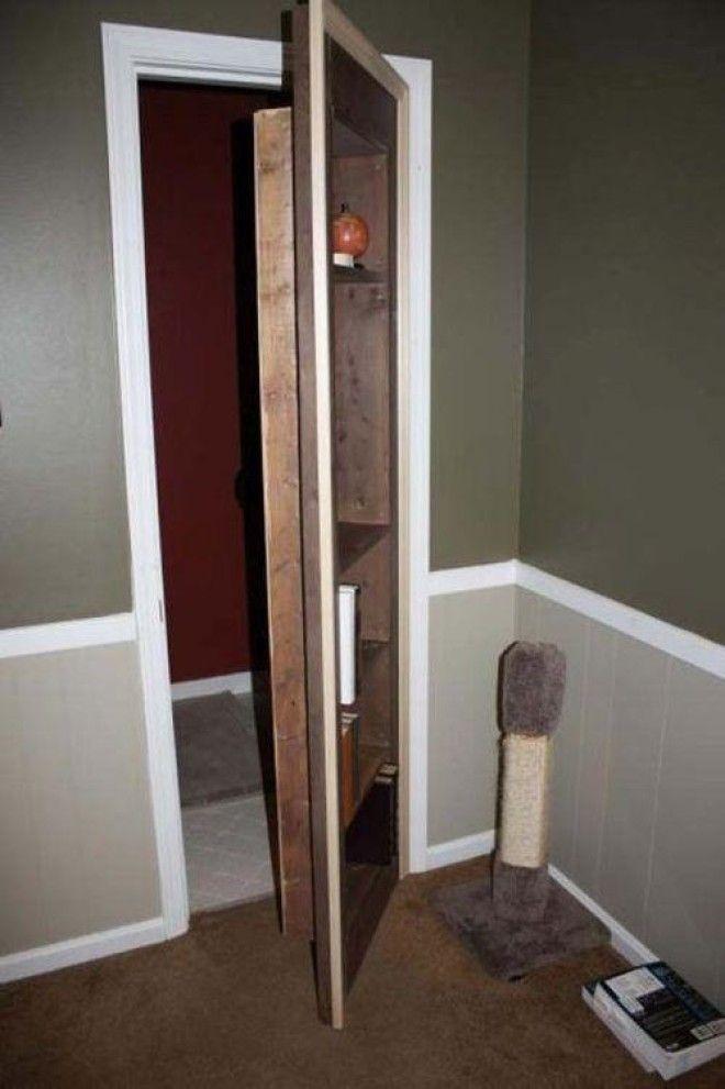 Сделать дверь своими руками в комнату в