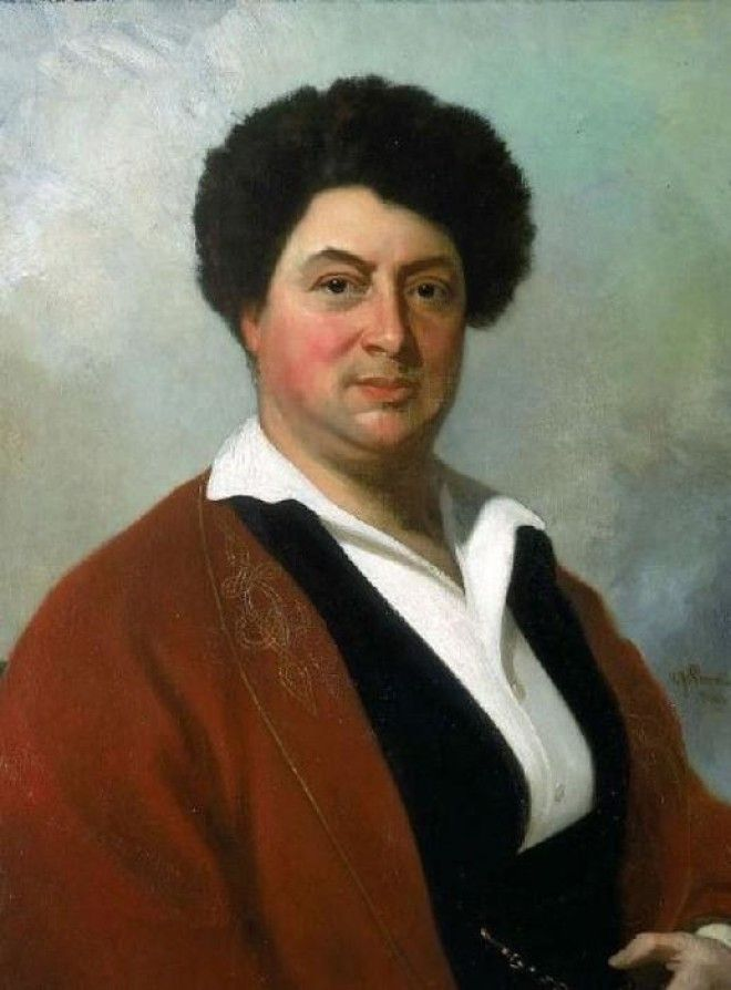 a short biography of alexandre dumas a french playwright