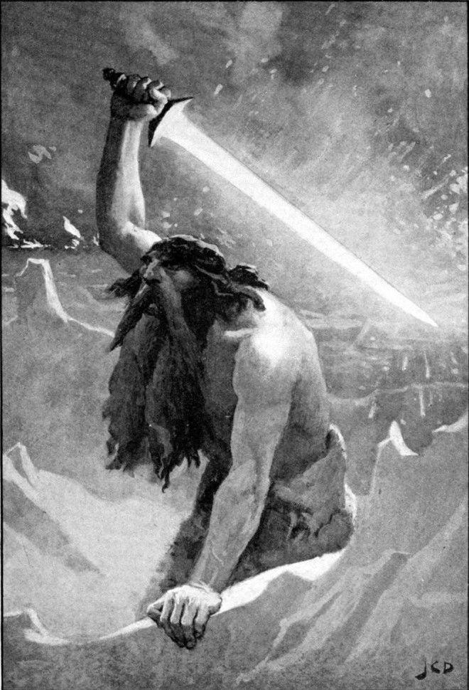 10 плохих парней в мировой мифологии