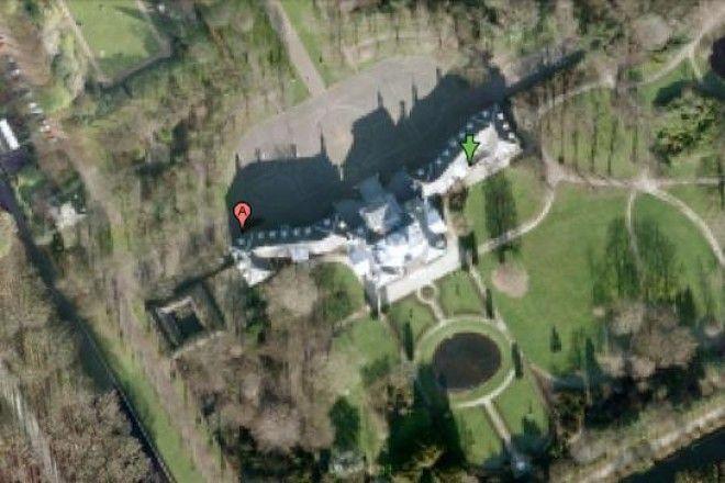 Секреты Google 23 места которые запрещены для показа на Google Maps