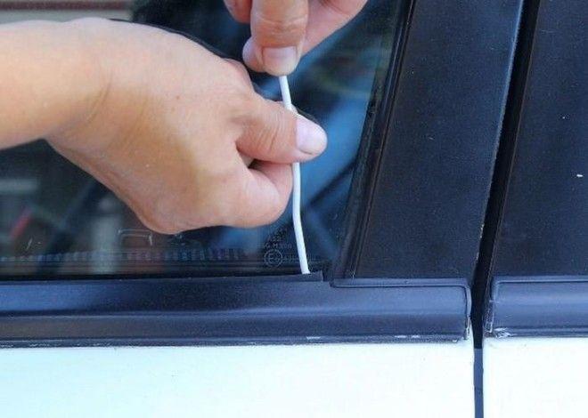 как открыть автомобиль если сел аккумулятор видео