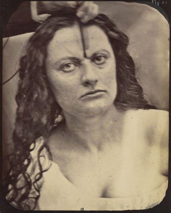 Леди Макбет умеренное выражение жестокости лицо наука эмоции