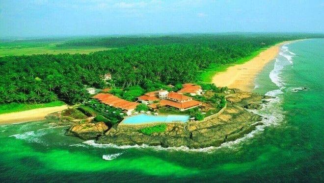 остров ШриЛанка