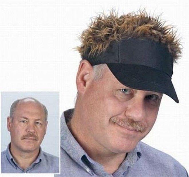 7 Не комплексуйте изза отсутствия волос изобретения кому это нужно устройства для мужчин