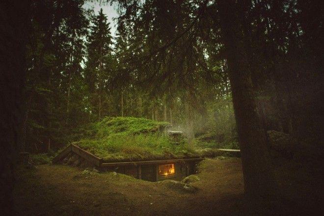 10 маленьких домиков вдали от мира