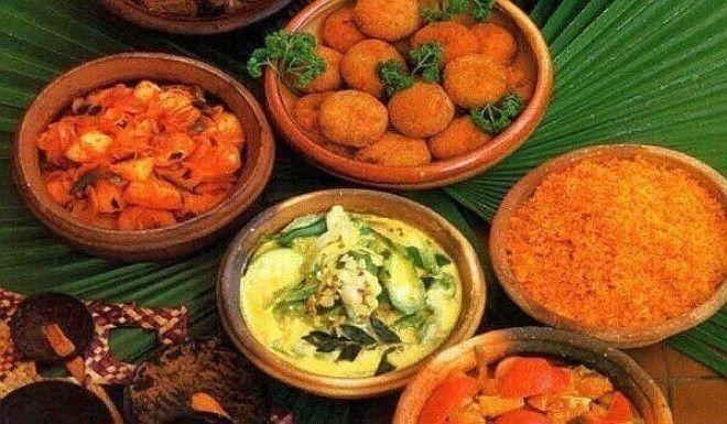 Блюда национальной кухни шриланки