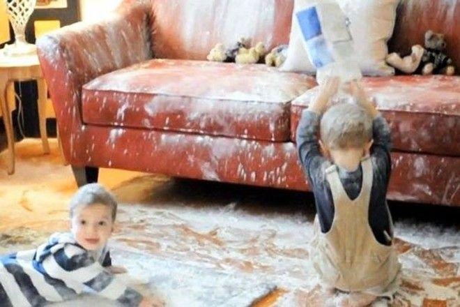 Ох уж эти детки 23 уморительных фото маленьких проказников