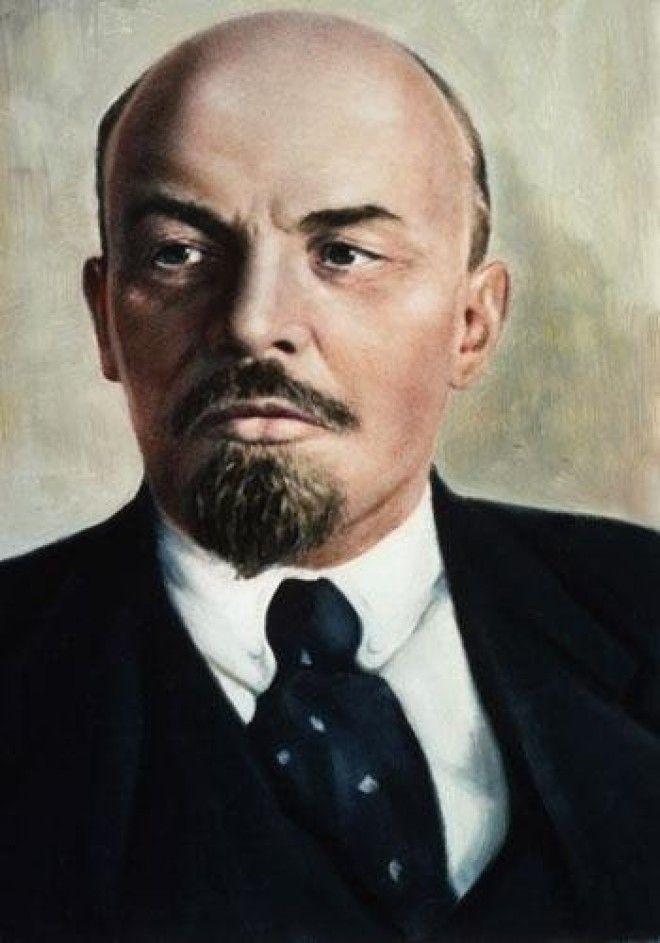 Почему Ленин Ленин