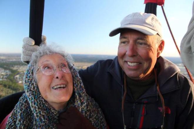 90-летняя женщина отказалась от лечения рака. То, что она сделала, поразило ее близких еще больше! бабушка, постубок