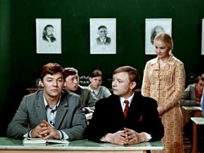 Большая перемена 1973 СССР многосерийные фильмы