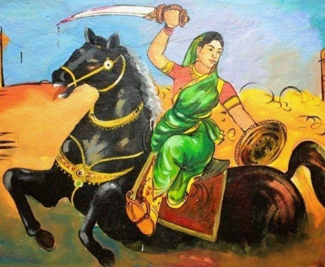 Киттуру Ченнама глава вооруженного восстания против британской ОстИндской компании женщина индия история