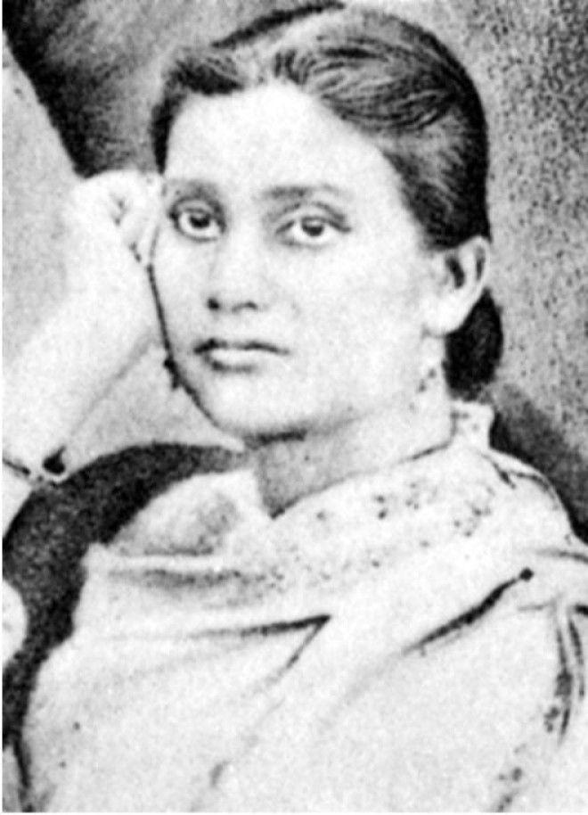 Ананди Гопал Джоши первая женщина из Индии получившая западное медицинское образование женщина индия история