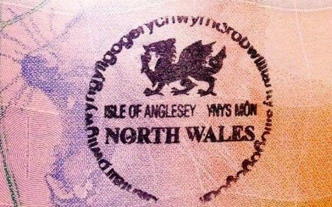 На границах каких странах вам в паспорт поставят необычный штамп
