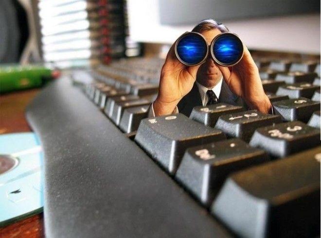 7 способов при помощи которых за современным человеком ведётся слежка