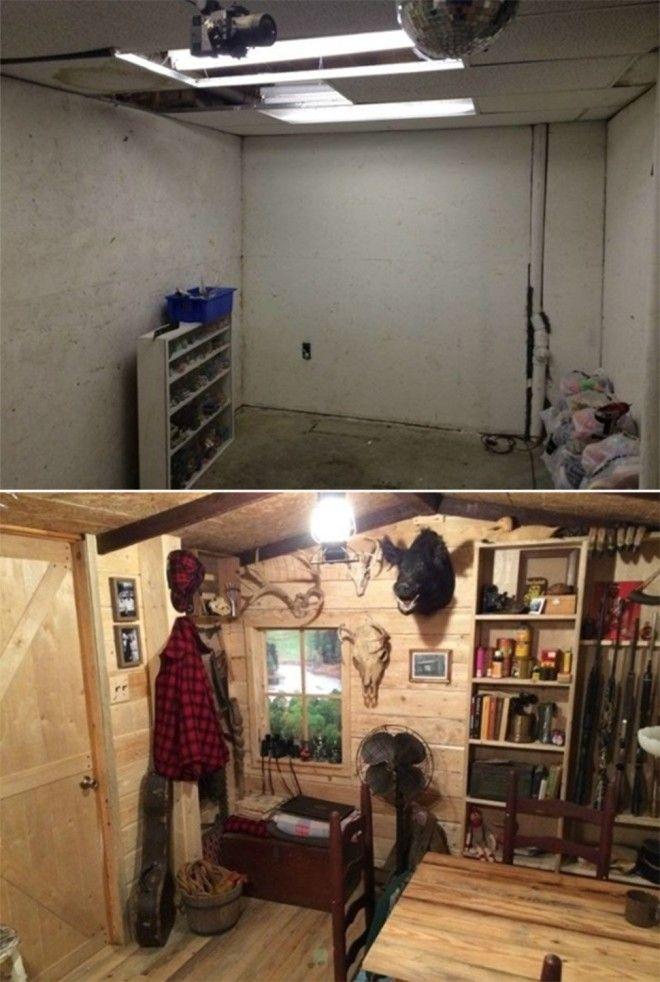Чудесные перевоплощения комнат после ремонта