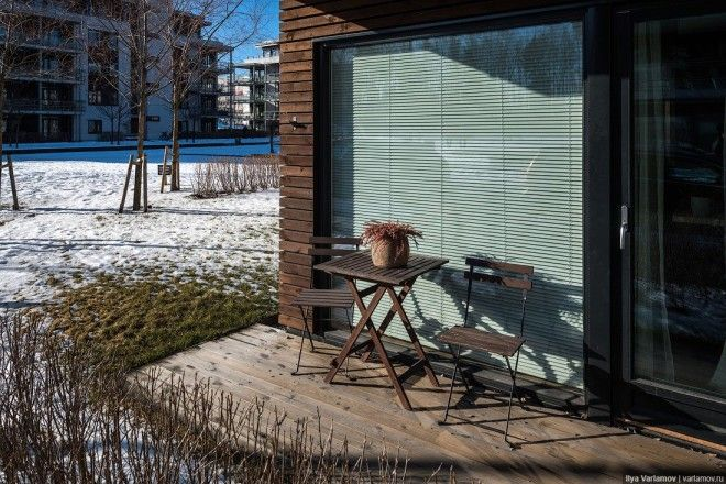 Новые районы Осло хотели бы так жить