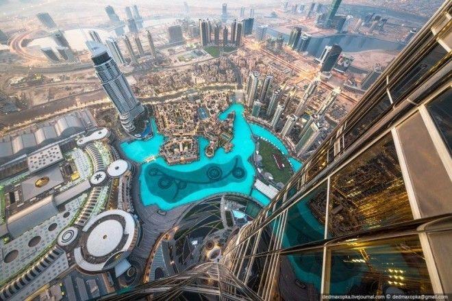 51 фотография из Дубая самого безумного города на земле