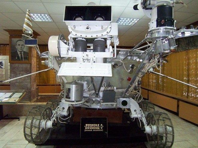 Советские луноходы что вы точно не знали