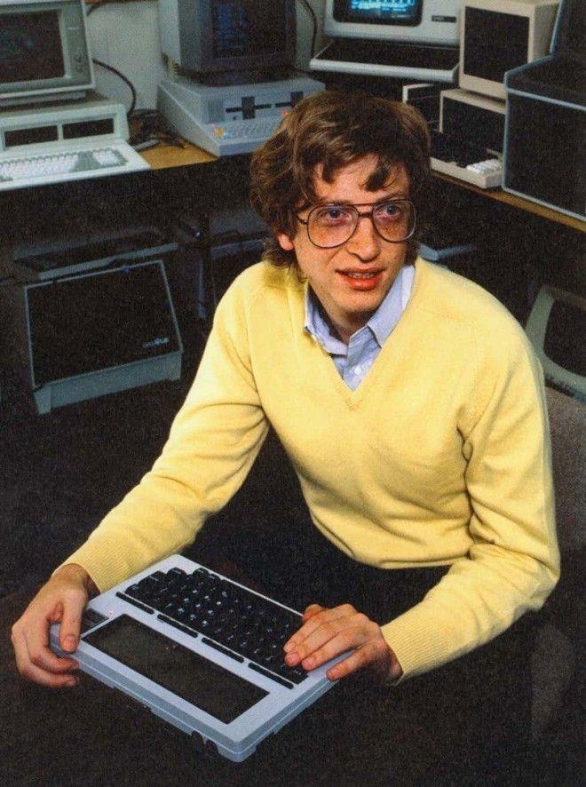 14 Встретил своего бизнеспартнера в университете и они оба бросили учебу ради создания компании Microsoft билл гейтс детство факт