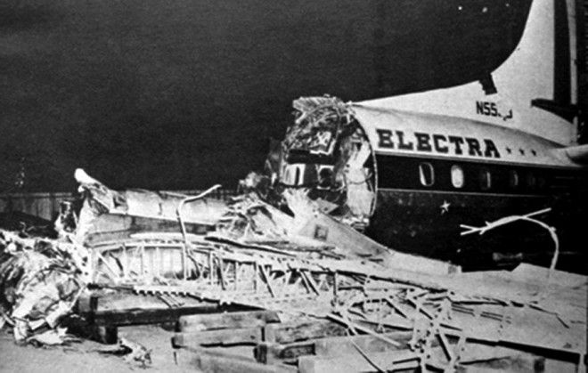 Авиакатастрофа в Бостоне