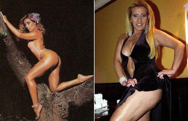 Рита Кадиллак секссимвол Бразилии