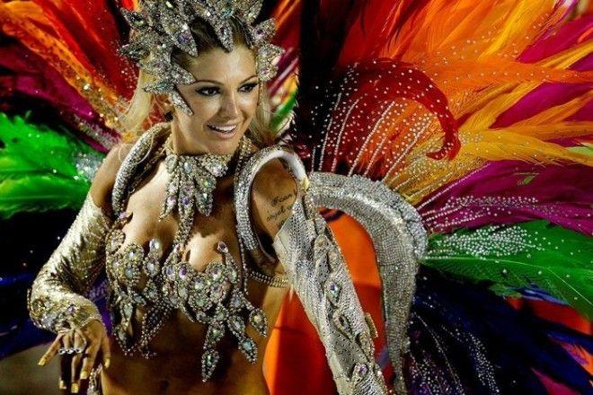 Карнавал в РиодеЖанейро