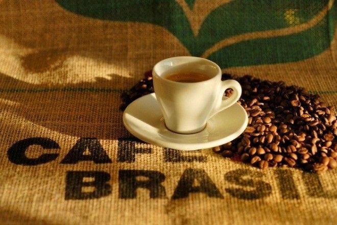 Кофе символ Бразилии