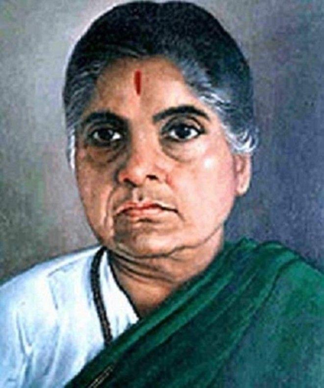 Дургабаи Дешмукх адвокат и борец за права женщин в Индии женщина индия история