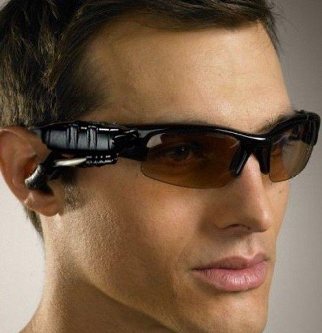3 Очки с плеером изобретения кому это нужно устройства для мужчин