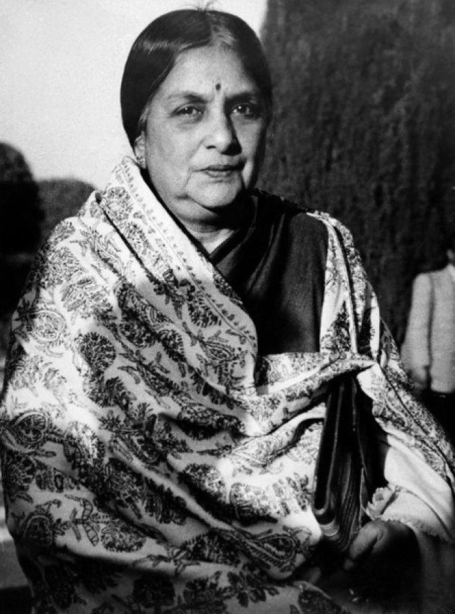 Камаладеви Чаттопадхай активистка и борец за независимость Индии женщина индия история