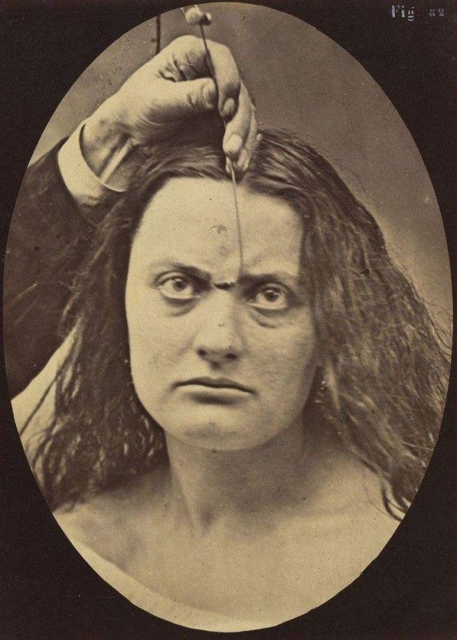 Леди Макбет сильное выражение жестокости лицо наука эмоции