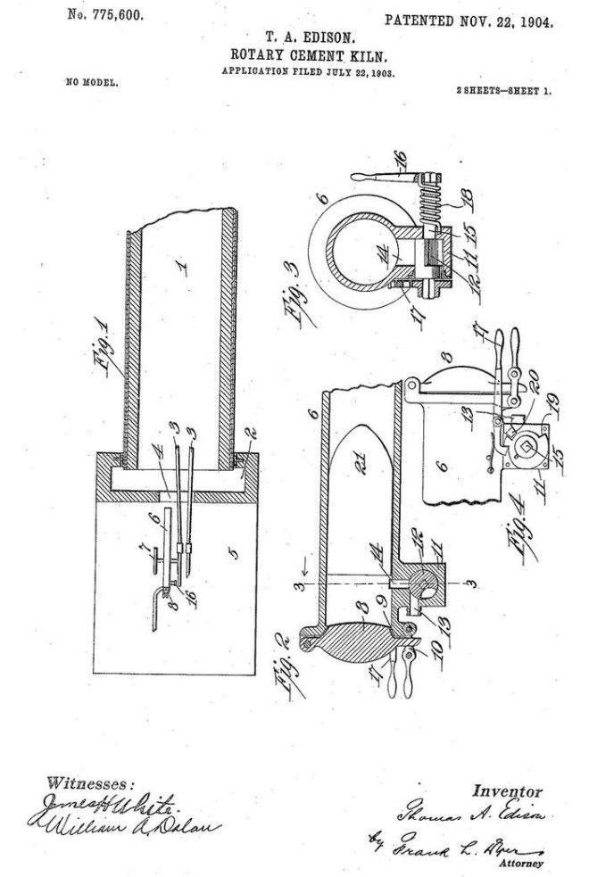 15 изобретений Томаса Эдисона которые изменили мир