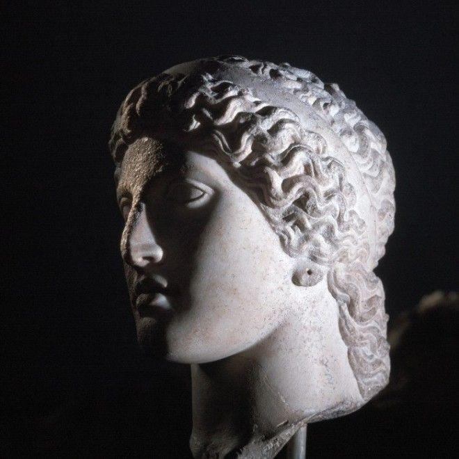 Национальный археологический музей Афины V век до нашей эры