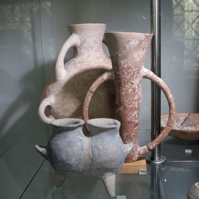 Керамика Полиохни II третье тысячелетие до нэ