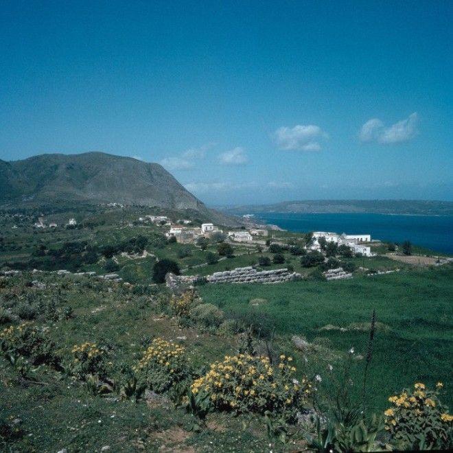 Залив Суда Остров Крит