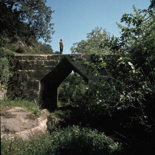 Древний город Элефтерна строительство моста датировано 2 веком до нэ